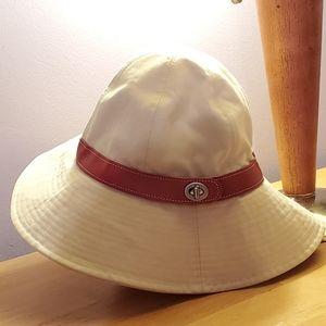 Coach Sun Hat